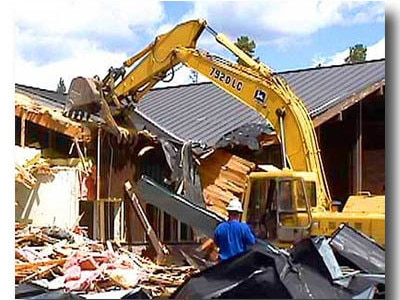 Residential & Commercial Demolition